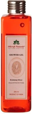 Oilcraft Naturals Kannauj Rose Shower Gel