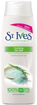 St. Ives Exfoliating Purifying Sea Salt Pack of 2