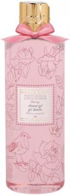 Grace Cole Floral Collection – Shower gel - White Rose & Lotus Flower