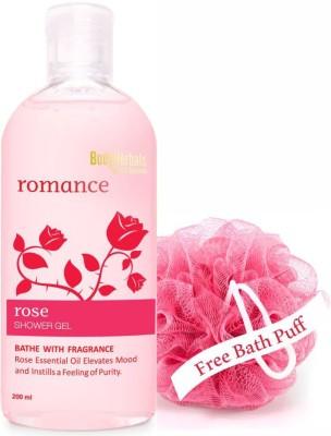 BodyHerbals Rose Shower Gel