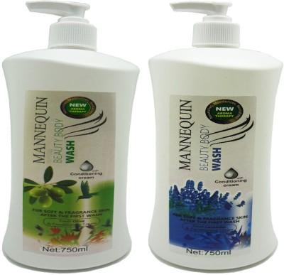 Mannequin Olive,Lavender Body Wash