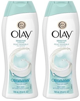 Olay Sensitive Pack of 2