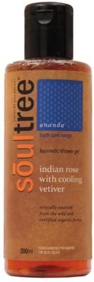 Soul Tree Rose and Vetiver Shower Gel