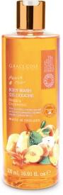 Grace Cole Body Wash Peach & Pear