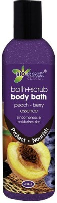 BIO REACH PEACH BERRY BODY BATH