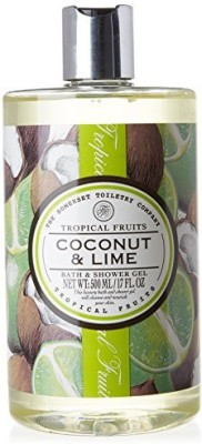 Tropical Fruits Coconut & Lime