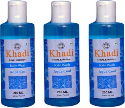 Khadi Natural Aqua Cool Body Wash