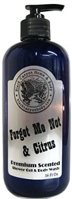 Black Canyon Home and Body Black Canyon Forget Me Not & Citrus