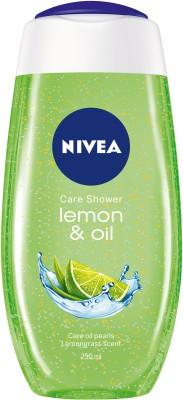 Nivea Shower Gel Lemon & Oil
