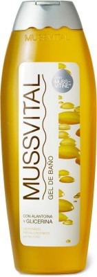 Mussvital Shower Gel With Allantoin And Glycerin