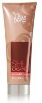 Bath & Body Works True Blue Spa Shea Cashmere Shower Cream /236