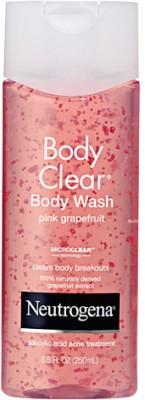 Neutrogena Body Clear Wash - Pink Grapefruit(250 ML)