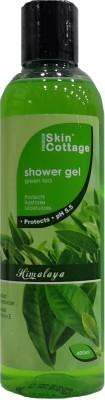 Skin Cottage Himalaya Green Tea Shower Gel Ph 5.5 Imported