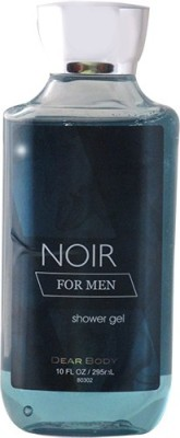 Dear Body Noir For Men Shower Gel