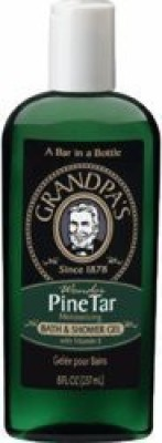 Grandpa s Brands Pine Tar Bath And Shower Gel