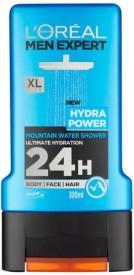 L'Oreal Paris HYDRA MOUNTAIN WATER SHOWER 24H(300 ml)