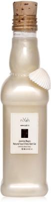 Nyah Jasmine Mogra Natural Face & Body Bath Gel