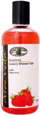 Aloe Veda Strawberry Luxury Shower Gel