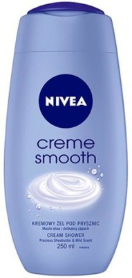Nivea Creme Smooth Shower