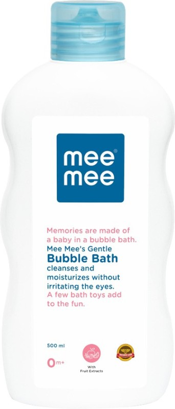 Mee Mee Baby Bubble Bath(500 ml)
