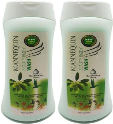 Mannequin Olive-Body Wash