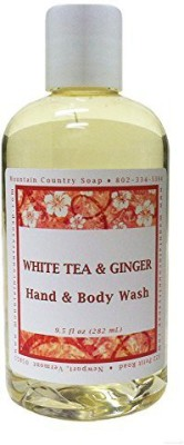 Mountain Country Soap White Tea & Ginger