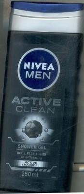 Nivea Men Active Clean Shower Gel(250 ml)