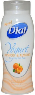 Dial Yogurt Apricot & Almond Nourishing Pack of 3