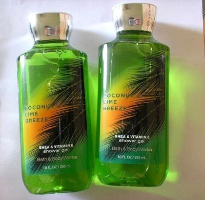Bath & Body Works Pack of Bath&body Works Coconut Lime Breeze 8