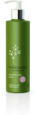 Madara Nourishing Body Wash with Wild Plum-Natural Certified by Ecocert