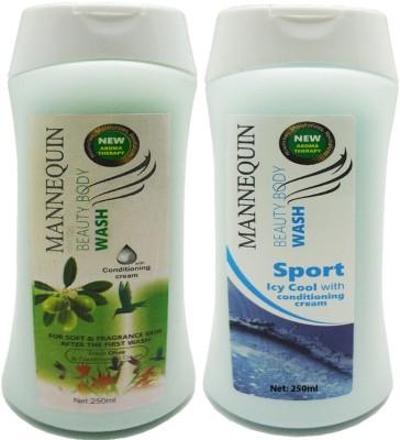 Mannequin Olive,Sport Body Wash
