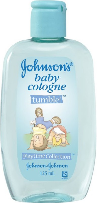 Johnson's Baby Baby Cologne Tumble(125 ml)
