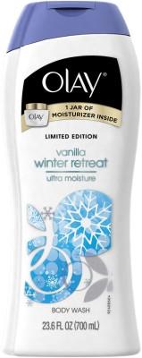 Olay Vanilla Winter retreat Ultra moisture Body Wash