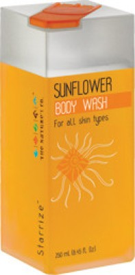 The Nature's Co Sunflower Body Wash