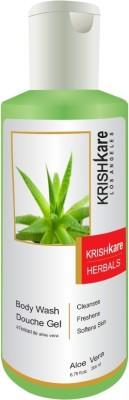 Krishkare Aloe Vera Body Wash Douche Gel(200 ml)