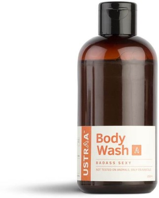 Ustraa Body Wash-Badass Sexy (200 ml )