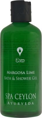Spa Ceylon Luxury Ayurveda Margosa Lime Bath & Shower Gel