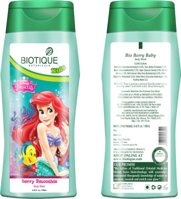 Biotique Berry Smoothie Body Wash 190ml