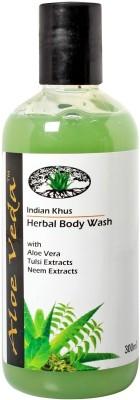 Aloe Veda Indian Khus Herbal Body Wash