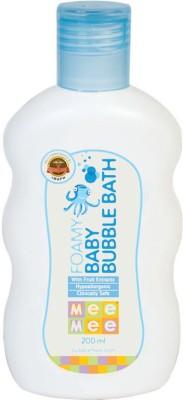 Mee Mee Baby Bubble Bath