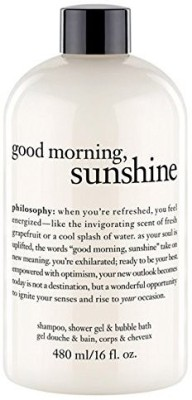 Philosophy Good Morning Sunshine Shampoo & Bubble Bath(480 ml)