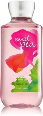 Bath & Body Works Sweet Pea Shower Gel