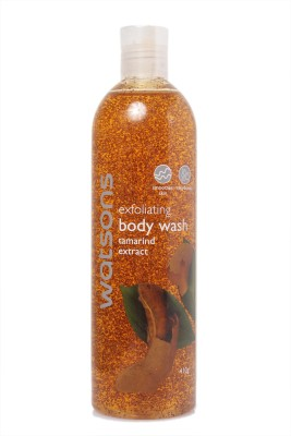 Watsons Exfoliating Body Wash Tamarind Extract