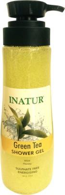 Inatur Green Tea Shower Gel