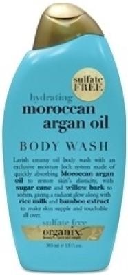Organix Org Moroccan Argan Oil Body Wash