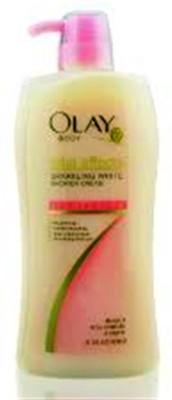 Olay Sparkling White Shower Cream