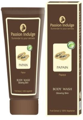 Passion Indulge Papain Body Wash