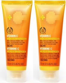 The Body Shop Vitamin Microdermabrasion