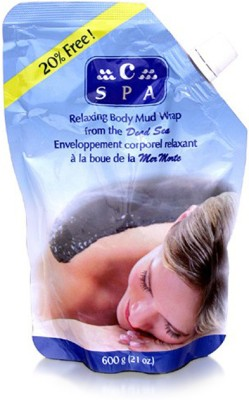 C-Products Spa Relaxing Body Mud Wrap