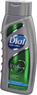 Dial For Men Full Force Ultimate Clean Body Wash